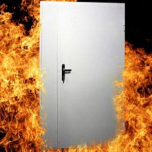 Противопожарные двери 2