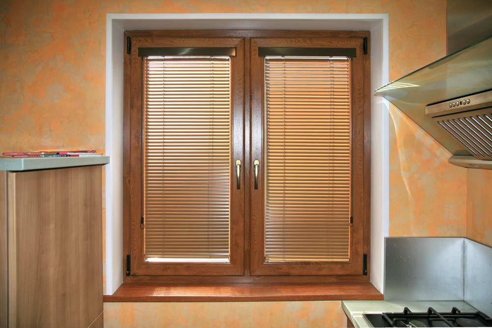 ламинированные окна 1