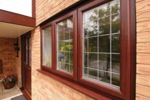 ламинированные окна 3