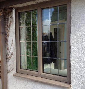 ламинированные окна 9